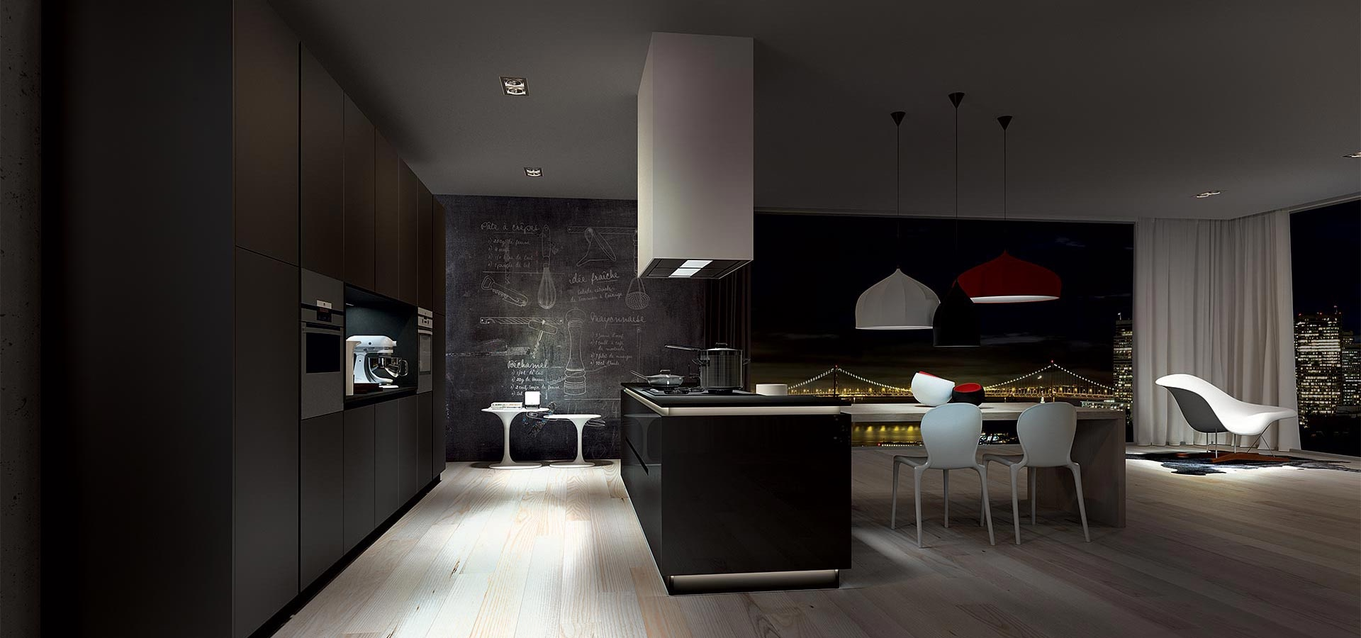 Cucina Glass Arredo 3